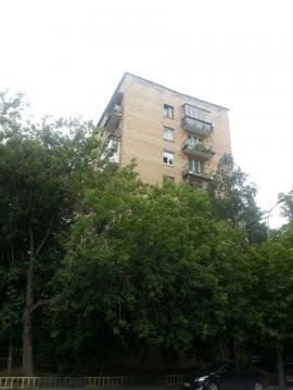 Двухкомнатная квартира ул. Пырьева, 4а