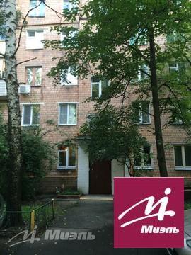 Двухкомнатная квартира в кирпичном доме рядом с Серебряным Бором