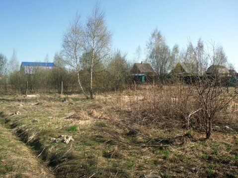 Продается земельный участок 6 соток в СНТ Турейка-2, г. Наро-Фоминск