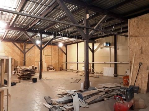Сдается производственное помещение 450 кв.м.