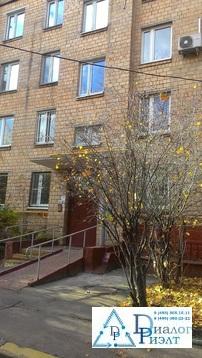 3-комнатная квартира в г. Москве, рядом со строящейся станцией метро