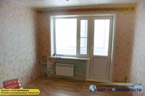 Двухкомнтаная квартира в селе Теряево Волоколамского района