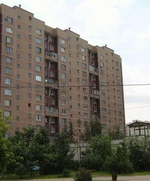 Продаётся 2-комнатная квартира по адресу Суздальская 20к1