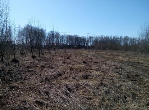 Продаётся земельный участок д. Тюфанка рядом с кп Южные озёра