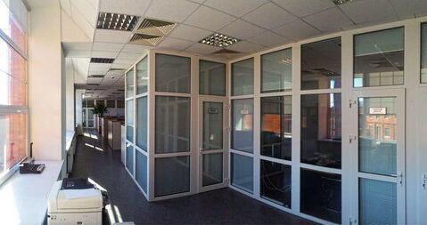 Сдаётся в аренду офисное помещение 221 кв.м., 16518 руб.