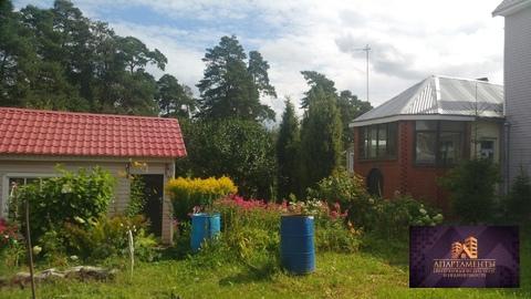 Продам жилой дом на участке 21 сотка, д. Пущино, 3,8 млн.