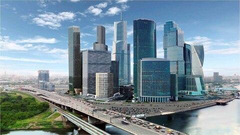 Аренда офиса 77 м2 в Москва-Сити