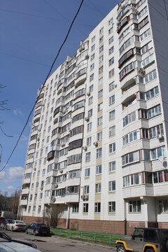 2 комнатная квартира Яхромская 1 к 2 54 кв.м.