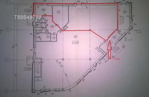 Все в собственности и земля и здание, 2-х этажного здания площадью 670