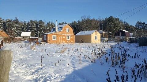 Дом в Литвиново, Раменский район, 60м2 участок 14 соток