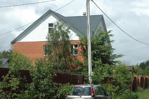 Продам великолепный жилой дом 260 кв.м. в 4 мин. от ж/д Манихино-1