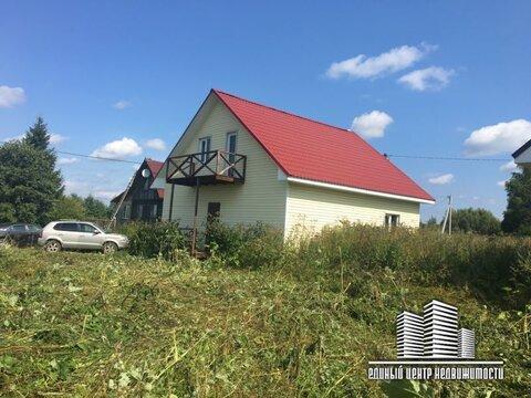 Дом 140 кв. м.д. Шабушево (Талдомский район)
