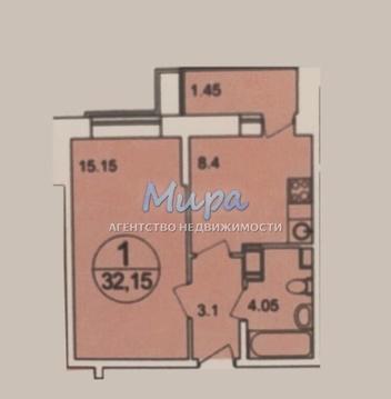 Продается однокомнатная квартира в хорошем, новом, благоустроенном рай