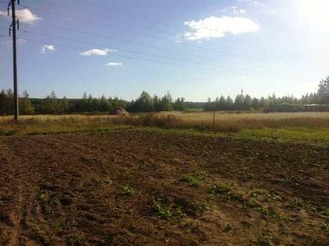 Продается земельный участок, Ивашево, 17 сот