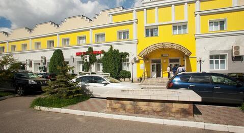 Офис 221 кв.м. в БЦ класса В+ (м. Павелецкая)