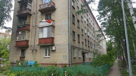 1 к-кв. 30.7м Жуковский, ул.Фрунзе д.15 на 3-5эт кирп. комн.17, кух.6м