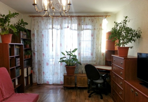 Продается 1-но комнатная квартира 10 минут пешком от м. Чертановская.