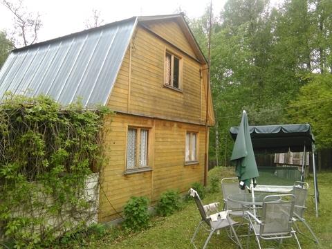 Земельный участок 6 соток , с домом 54 кв.м. в д. Пятница Московской .
