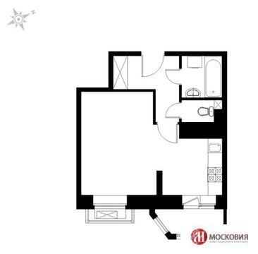 """1-комнатная квартира, 30 кв.м., в ЖК """"Солнечная система"""""""