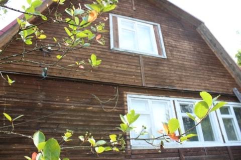 В СНТ Можайские дали у деревни Пушкино продается садовый дом с .