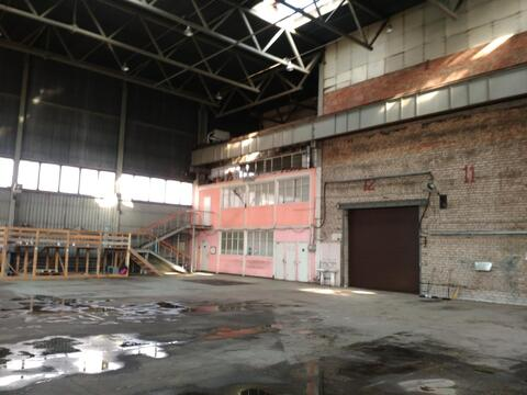 Производственно-складское помещение 1300 кв.м.400 квт