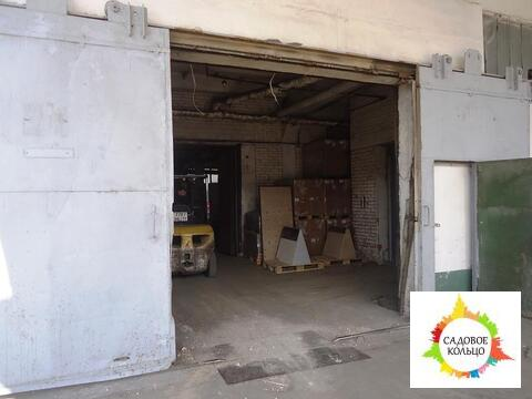 Теплый склад с окнами, разгрузка на пандус, лифт 3 тонны