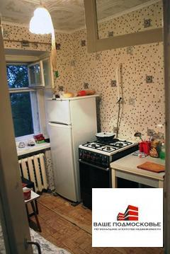 Однокомнатная квартира в деревне Юрцово