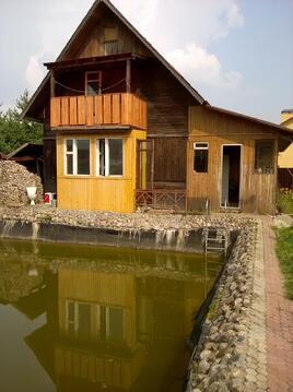 Квл Зворыкино в Балашихе дом 106,2 кв.м. на земельном участке 14,5 сот