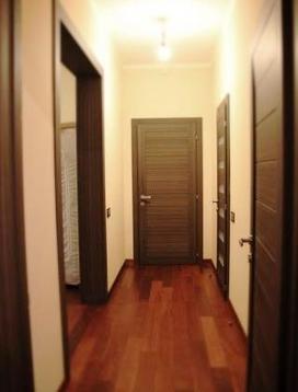 3 кв. в доме комфорт-класса с подземным паркингом.