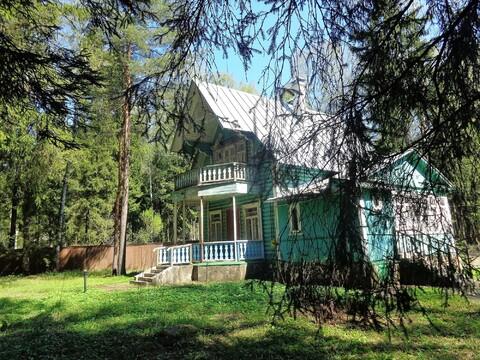 Дом на генеральских дачах Трудовая Южная.