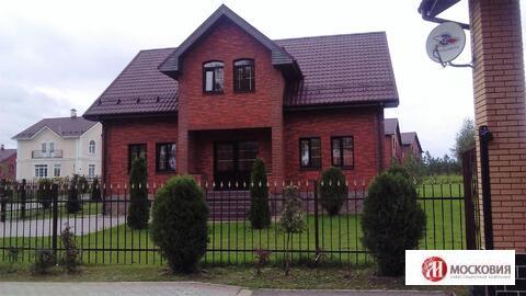 """Дом под """"ключ"""", 180 кв.м, Новая Москва, 25 км калужского шоссе"""