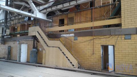 Аренда производственного помещения 2500 м. кв.