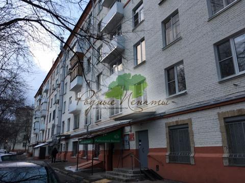 Продажа квартиры, м. Коломенская, Ул. Нагатинская
