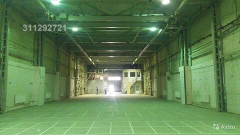Теплый склад площадью 1470 кв.м. Высота – 7 метров. Обеспыленный пол