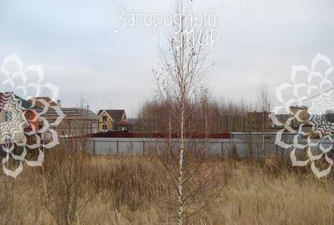 Участок 6 соток, Дмитровское ш, 17 км от МКАД. Федоскино.