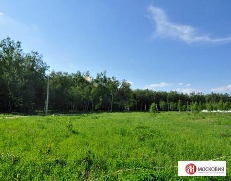 Прилесной участок 15 соток, прописка Москва, 30 км от МКАД.