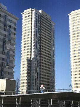 """2-комнатная квартира, 84 кв.м., в ЖК """"Лосиный Остров"""""""