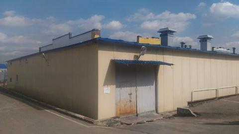 Продается производстенно-складской комплекс 1200 м в г. Бронницах