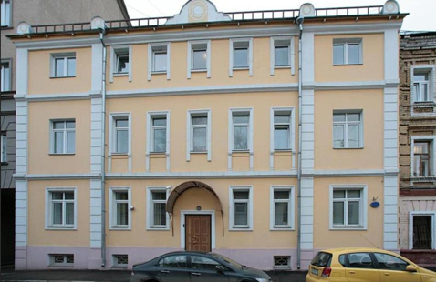Здание целиком 1009 кв. м, М. Татарский пер. 3