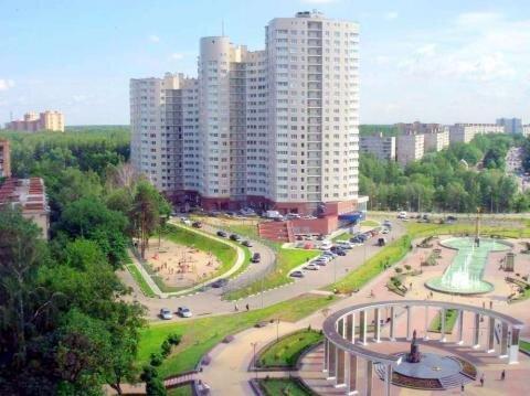 3 х комнатная квартира 105 кв.м. в центре г. Пушкино ЖК