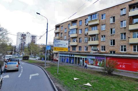 Streetretail на Б. Филевской 37торговое помещение 210 м2