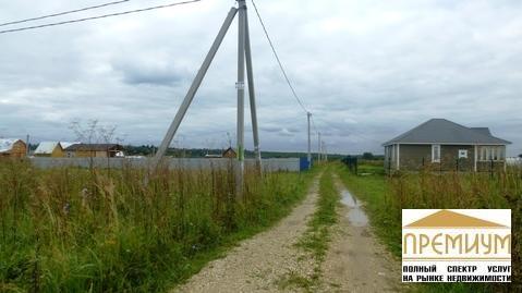 Участок 14 соток в д. Гридюкино 80 км от МКАД по м4 или Симферопольке