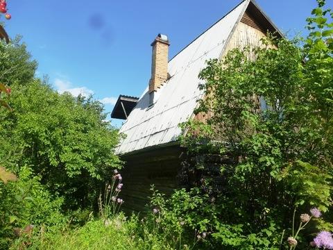 Дом с печью и баней в СНТ Севастополь