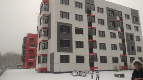 """1-комнатная квартира, 43 кв.м., в ЖК """"Золотая звезда"""""""