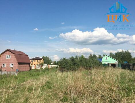 Продается шикарный участок 10 соток, г. Дмитров, 650000 руб.