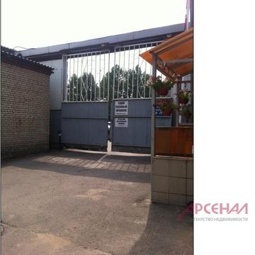 Производственно-складское здание на Байкальской
