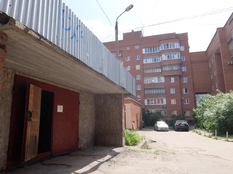 Подземный гараж, кирп, 35 кв.м, г.Коломна, ул. Коломенская, 5а.