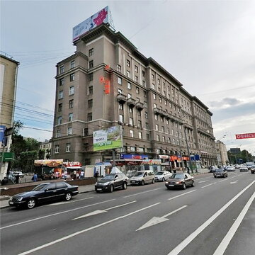 Продажа 2-х комнатной квартиры 80 кв.м. 2 м. пешком от м. Авиамоторная