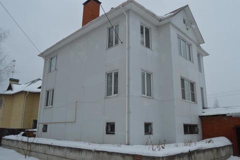 Продается дом 300м2 на 8 сот г. Раменское, мкр Западная Гостица