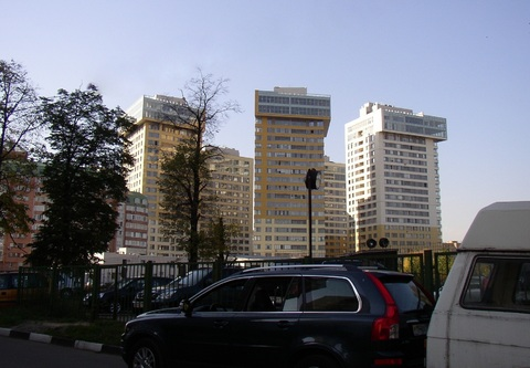 Квартира бизнес-класса в центре Москвы